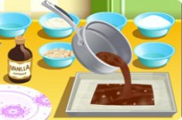 Play Chocolate Cream Cheese Bars game