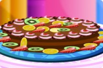 Play Barbie Chocolate Pie game
