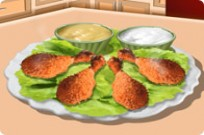 Play Baked Chicken game