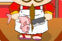 Play Fat Chef game