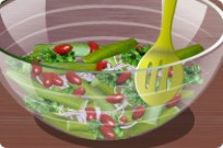 Play Green Bean Salad game