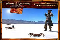Play Pirates Of The Caribbean Whack A Crab game