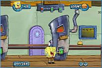 Spongebob Squarepants - The Krab O Matic 3000 Game