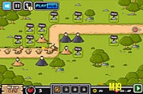 Play Dino Assault game