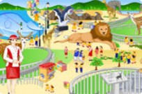 Play Zoo Decoration game