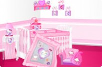 Play Hello Kitty Room game