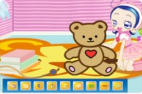 Play Cute Girl Room game