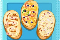 Play Bruschetta With Cheese game