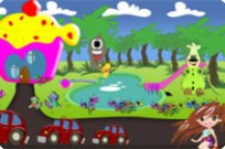 Play Funny Playland Decoration game
