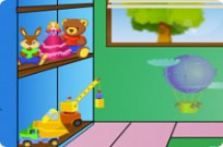 Play Baby Kitchen Decoration game
