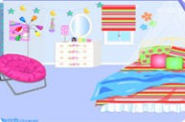 Play Dream Bedroom Makeover game