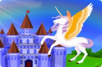 Play Unicorn Castle game