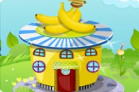 Play Fruity House Decoration game