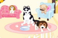 Play Dog House Decoration 2 game