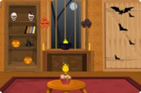 Play Spooky Room Decor game