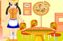 Play Pizza & Hamburger game