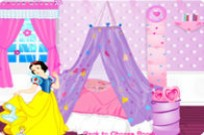 Princesses Room Makeover Game