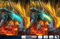 Play Age Of Dragons 5 Differences game