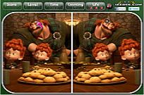 spielen Brave - Spot The Difference Spiel