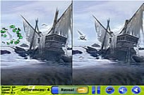 Play Forgotten Dreams 5 Differences game
