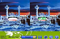 Play Little Fairy 5 Differences game