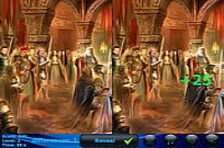 Play My Fantasy 5 Differences game