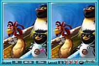 Play Surf's Up Spot the Difference game