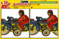 Play Gimme 5 Toys game