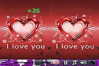 Play Melody Of Love 5 Differences game