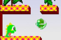 Play Bubble Bobble- The Revival game