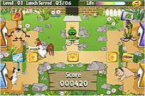 Play Looney Tunes - Looney Lunch game