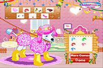 Play Fluffy Poodle game