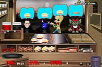 Play Scooby Stall game