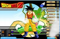 jugar Dragon Ball Z Dress Up juego