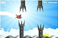 Play Flappy Dragon Flight game