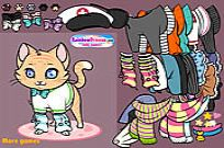 Play Meow Meow Dressup game