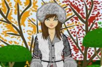 Play Chilly Autumn Days Dress Up game