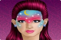Play Face Painting Make Up game