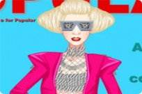 Play Lady Gaga Gossip game