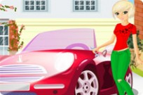 Play Jessica's First Car game