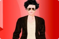 Play Robert Pattinson Dressup game