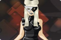 Play Lady Gaga's Crazy Outfits game