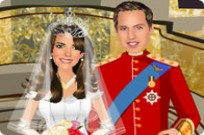 Play The Royal Wedding William And Kate Dress Up game