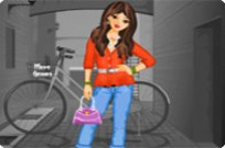 Play Urban Vintage Gal game