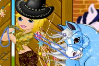 Play Unicorn Ranch game