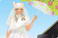 Play Beautiful Wedding Ceremony Dress Up game