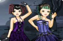 Play Goth Dance game