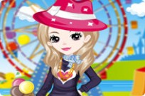 Play Autumn Amusement Park game