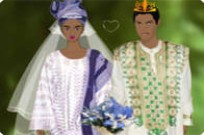 Play African Wedding game
