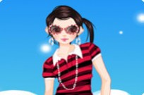 Play Green Field Dressup game